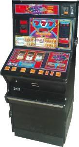 Spilleautomat til salgs 7