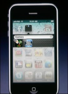 iphone os 4 - Mapper